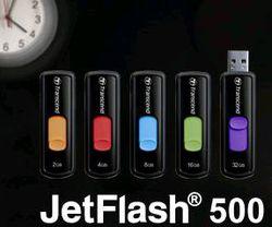 JetFlash 500
