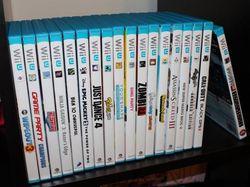 Jeux Wii U.
