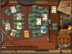 Jewel Quest Solitaire 2 Deluxe screen 2