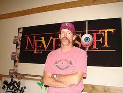 Joel Jewett   co fondateur Neversoft