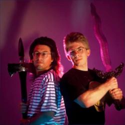 John Carmack et John Romero