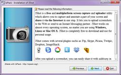 JShot screen