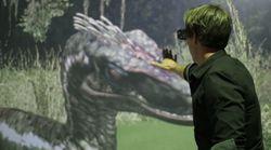 Jurassic park réalité virtuelle