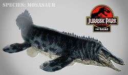 Jurassic Park The game (2)