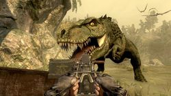 Jurassic The Hunted - Image 1