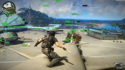 Just Cause 2 Multijoueurs - 1
