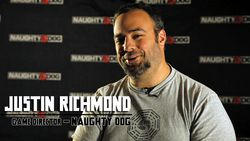 Justin Richmond - Naughty Dog