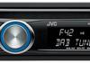 Un autoradio compatible DAB chez JVC