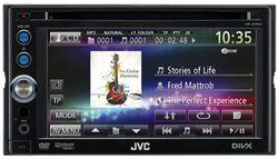 JVC KW-AVX640