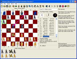 K chess Lite screen 1