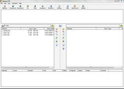 Kamzy FTP screen