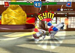 Karate Phants : Gloves of Glory - 1