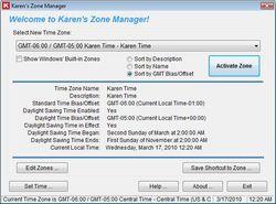Karen's Directory Printer screen2