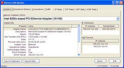 Karen LAN Monitor screen2