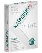 Kaspersky Pure : la protection antivirus complète