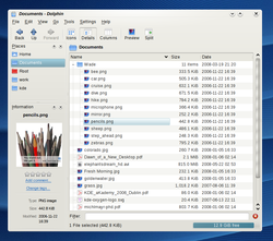KDE_4 1_beta_Dolphin