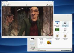 KDE_4 1_beta_Dragon_Player