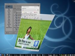 KDE_4 1_kwin wobbly