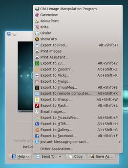 KDE-4.6-ksnapshot