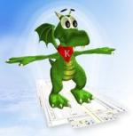 KDE   Mascotte