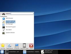 KDE4_kickoff