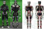 Un robot humanoïde peut faire des pompes parce qu'il transpire