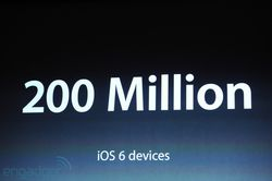 keynote Apple iPad Mini iOS 6
