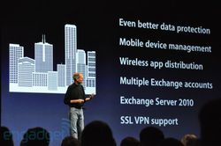 keynote iPhone 4 10