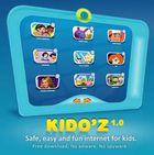 Kido'z : un superbe navigateur web pour les enfants