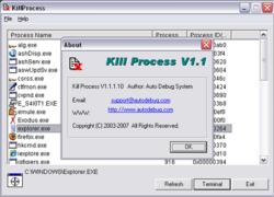 Kill Process