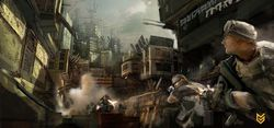 Killzone 2 ps3 artwork 1