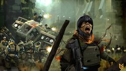 Killzone 2 ps3 artwork 2