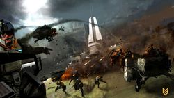 Killzone 2 ps3 artwork