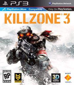 Killzone 3 - pochette
