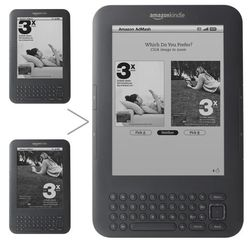 Kindle AdMash
