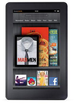 Kindle Fire Amazon