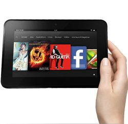 Kindle Fire HD France