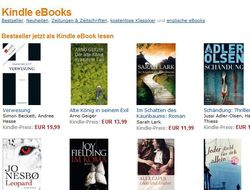 Kindle Store Allemagne