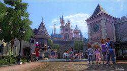 Kinect Disneyland Adventures2