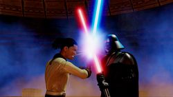 Kinect Star Wars 1