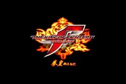 King of Fighters Online - logo