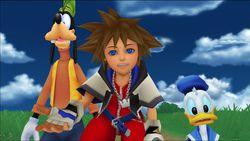 Kingdom Hearts 1.5 HD Remix - 1