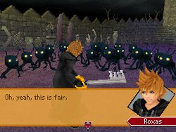 Kingdom Hearts 358/2 Days - 10