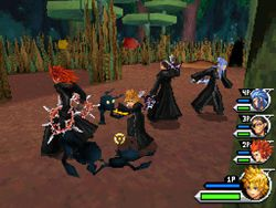 Kingdom Hearts : 358/2 Days - Organisation XIII