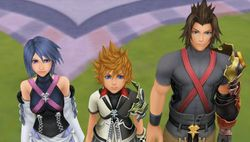 Kingdom Hearts : Birth By Sleep - 11