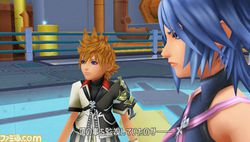 Kingdom Hearts : Birth by Sleep - 8