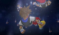 Kingdom Hearts Dream Drop Distance - 2