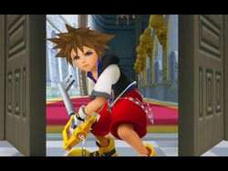 Kingdom Hearts Re Coded - 15