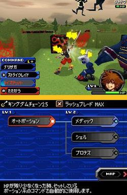 Kingdom Hearts Re Coded - 17