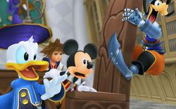 Kingdom Hearts Re Coded - 19
